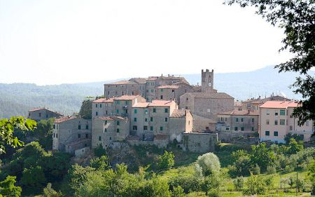 Torniella vacation accommodations in Tuscany, Italy